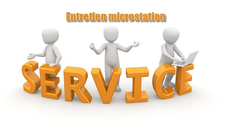 Entretien micro-stations
